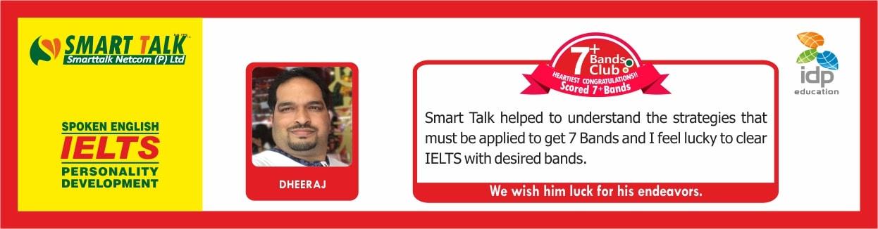 Smart Talk IELTS